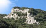 Monte Calvo, arrampicare in Toscana