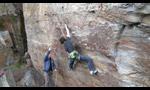 Adam Ondra, new 9a at Labak in the Czech Republic