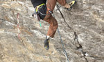 Tito Traversa, Sarsifal 8b+ at Tetto di Sarre