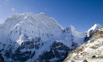 Jannu West Ridge climbed by Babanov and Kofanov