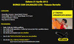 Salewa Rockshow 2012, tappa 2 a Borgo San Dalmazzo