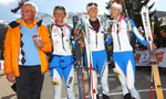 Patrouille des Glaciers 2012, the winners and the shortened competition