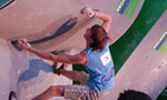 Fischhuber e Danion vincono la World Cup Boulder 2007