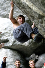 Daniel Woods no Mission Impossible 9a