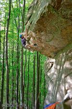 Lagoni trad climbing by Michele Caminati