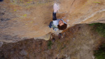 Cody Roth makes first trad ascent of Mainliner at Las Conchas