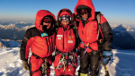 Gerlinde Kaltenbrunner Explorer of the Year per National Geographic