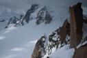 Arête des Cosmiques e Pointe Lachenal Traverse, alpinismo classico sul Monte Bianco