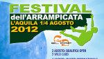 Festival dell'Arrampicata in Piazza Duomo a L'Aquila