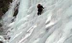Val d'Aosta e Piemonte - condizioni cascate di ghiaccio