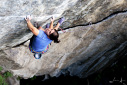 First 8c for Barbara and Sabine Bacher