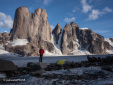 Baffin Island Mount Asgard: il video di Papert, Walsh e Lavigne