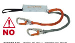 Precautionary recall of via ferrata sets Climbing Technology