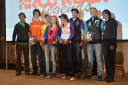 Sasha DiGiulian and Anna Stöhr win Arco Rock Legends 2012