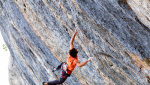 Chris Sharma a Céüse