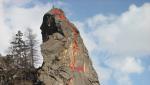 Val di Cogne, nuova via di arrampicata per Dellanoce e Grosjean