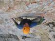 Come animali nella bolla dei temporali, new route up Corno Stella