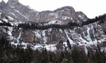 Kandersteg ice festival, incredible ice climbing and competitions