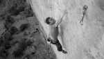 Jonathan Siegrist frees his Algorithm 9a at the Fins, USA