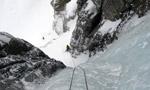 L'inattesa sorpresa, nuova cascata a Bardonecchia