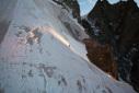 Kilian Jornet Burgada, Innominata Ridge and Mont Blanc in 6 hours 17 minutes