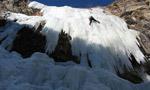 Piemonte e Valle D'Aosta, condizioni cascate di ghiaccio