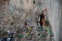 The North Face Kalymnos Climbing Festival 2013 and the PROject competition athletes