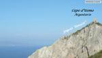 Spigolo Bonatti, new rock climb at Capo d'Uomo