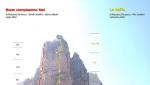 New Dolomite rock climbs on Cason de Formin