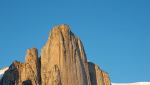 New Swiss rock climbs in Greenland's Renland