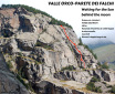 New Valle dell'Orco rock climb