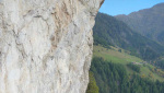 Großer Falkenstein, new multi-pitch climb in Austria