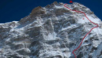 Janak West Face, first ascent in the Himalaya by Marcic and Strazar