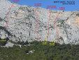 Sardinia, 4 new rocks climbs on Monte Oddeu