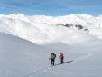 Monte Rocca e Punto Lago Nero per scialpinismo e ciaspe