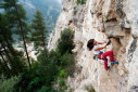 The Ragni di Lecco and the climbing in Southern Italy