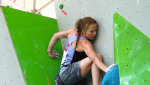 Youth climbing competitions and interview with Tina Johnsen Hafsaas