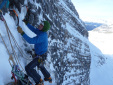 New climbs in the Brenta Dolomites