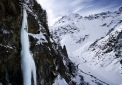 Ötztal, difficult new Austrian icefalls by Auer, Wilhelm and Nössig