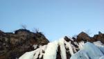 Nuova cascata di ghiaccio in Val Budria