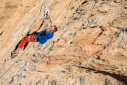 Jakob Schubert sends five 9a's at Santa Linya