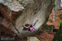 Monte Amiata, new trad and boulders by Michele Caminati