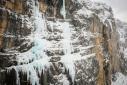 Dani Arnold, Breitwangflue ice climbing marathon