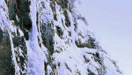 Gladiator, new icefall in Valle Riofreddo