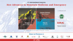 Congresso Internazionale: New Advances in Mountain Medicine and Emergency - seconda edizione