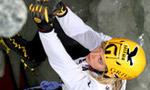 Ice Climbing World Cup 2008:  Lavarda and Anthamatten win after Saas Fee