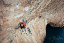 Leopoldo Faria climbs Portugal's first 9a at Sagres