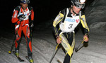 Ski Alp by night alla 14a Sellaronda Skimarathon