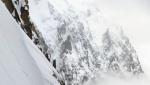 Brèche NW des Deux Aigles, first descent of Cadeau d'anniversaire