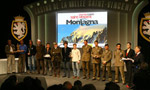 Saint Vincent Award for Mountain Professionals – the award ceremony
